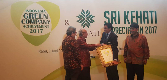 Indonesia Green Companies 2017 Award