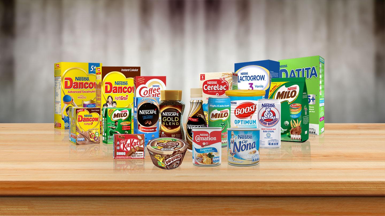 Brands | Nestlé Indonesia