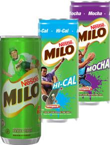 Milo Can Nestle